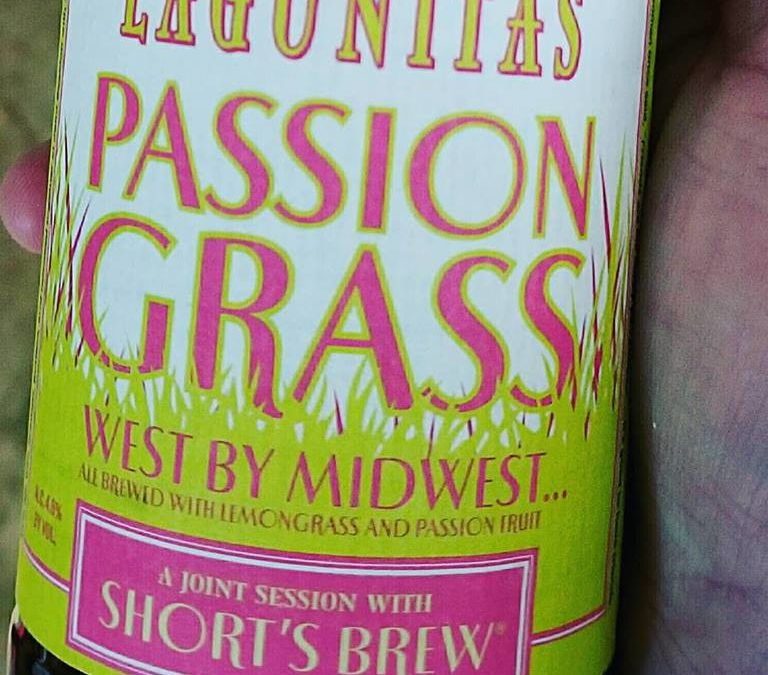 Lagunitas Passion Grass